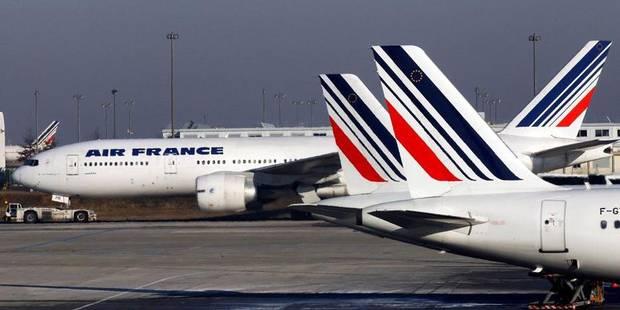 Air France: appel à une semaine de grève en septembre - La Libre