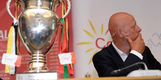L'Union belge de football doit se réunir en urgence - La Libre