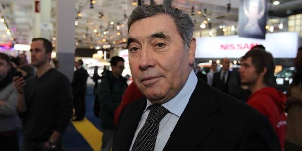 """Eddy Merckx hospitalisé: """"Je pourrai déjà rentrer à la maison ce vendredi"""" - La Libre"""