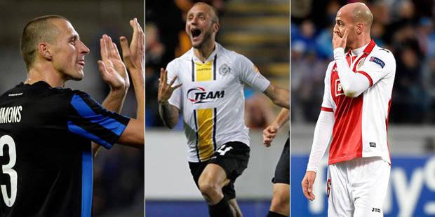 Europa League: le Standard défiera Séville, Feyenoord et Rijeka - La Libre