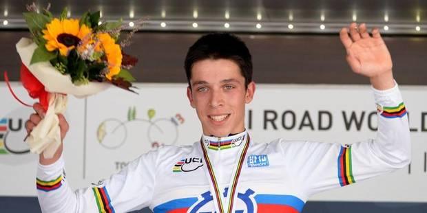 Le grand espoir du cyclisme belge Igor Decraene est décédé - La Libre
