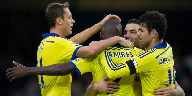 Everton-Chelsea: Un match de fou (3-6) - La Libre