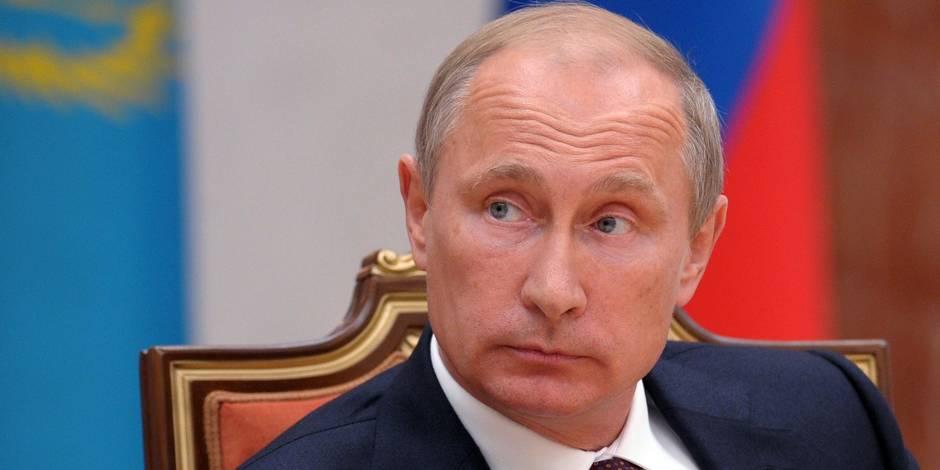 """Ukraine: Poutine évoque pour la première fois un """"Etat"""" pour l'Est rebelle"""