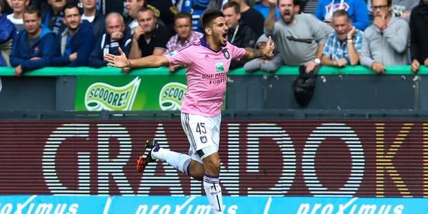 Le Club de Bruges et Anderlecht se quittent dos-à-dos (2-2) - La Libre