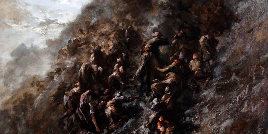 Les artistes pressentent les guerres - La Libre