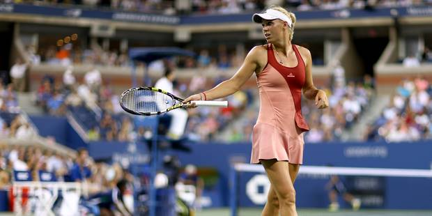 US Open: Wozniacki supersonique, Monfils retrouve Federer - La Libre