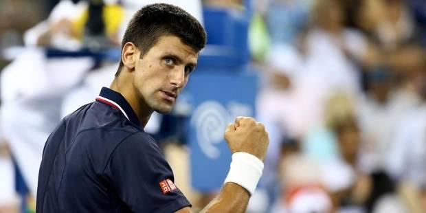 US Open: Djokovic rejoint Nishikori en demi-finales - La Libre