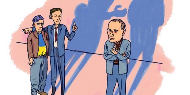Pas de guerre (froide) avec la Russie - La Libre