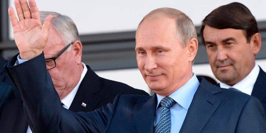 Édito: le dernier coup de Poutine - La Libre