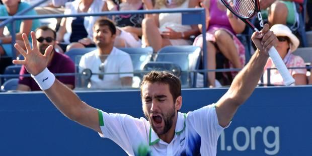 Nouvelle sensation à l'US Open: Clic rejoint Nishikori en finale - La Libre