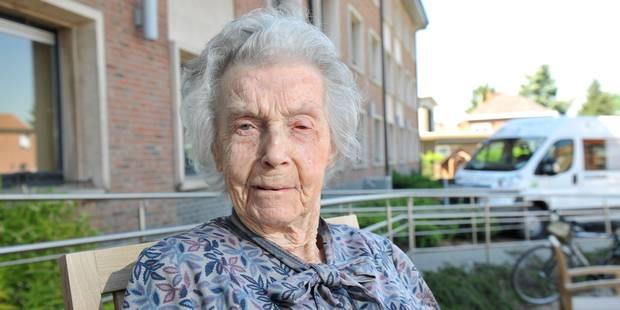 La doyenne des Belges est décédée à 112 ans - La Libre