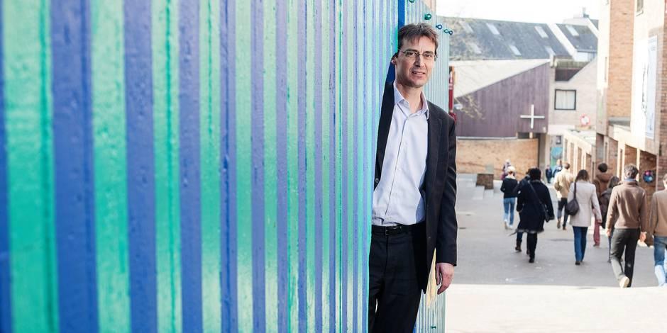 Les priorités de Vincent Blondel, nouveau recteur de l'UCL - La Libre