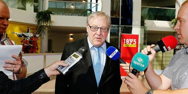 Nouvelle réunion de crise à l'Union belge - La Libre