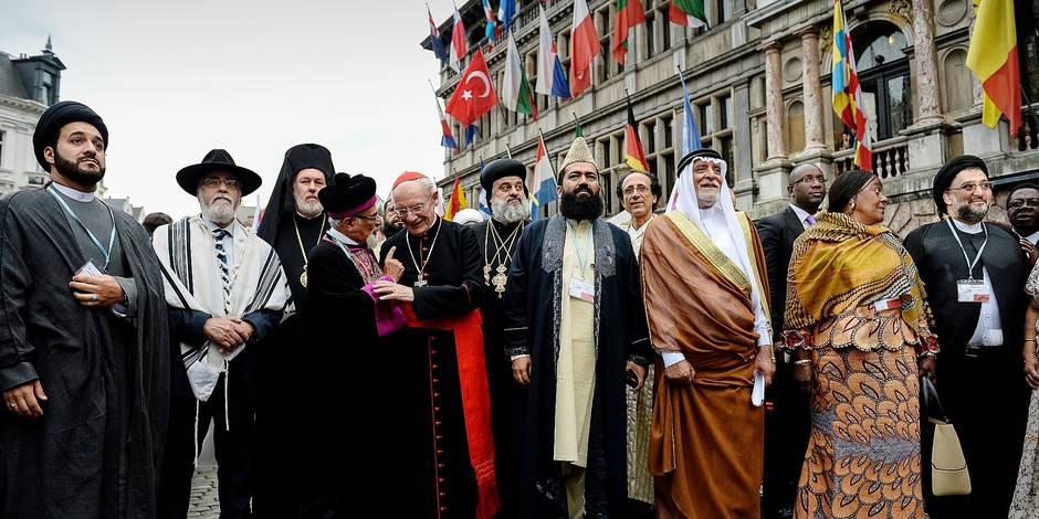 Les leaders religieux unis contre les extrémismes