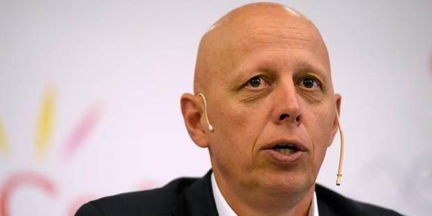 Rififi à l'Union belge: Steven Martens face aux critiques - La Libre
