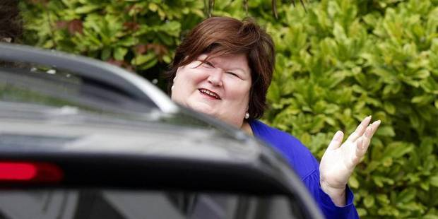 "Maggie De Block : ""Premier ministre ? Je ne dis pas oui, je ne dis pas non"" - La Libre"