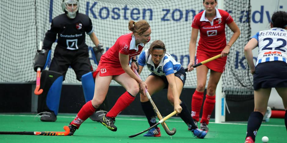 Championnat Dames : Antwerp, Dragons et Pingouin en tête - La Libre