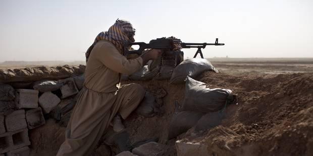 Les attaques contre l'Etat islamique s'organisent - La Libre
