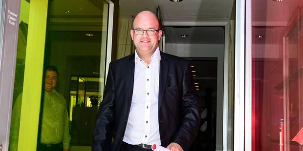 Philippe Courard démissionne en toute discrétion - La Libre