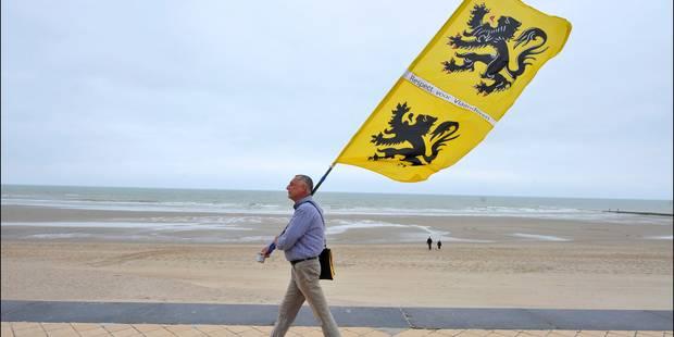 Independance Day-ke: vers un record du monde de drapeaux flamands? - La Libre