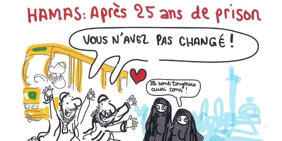 """Jean Plantu, l'électron libre du """"Monde"""" : """"Le dessin de presse est un cri de colère"""" - La Libre"""
