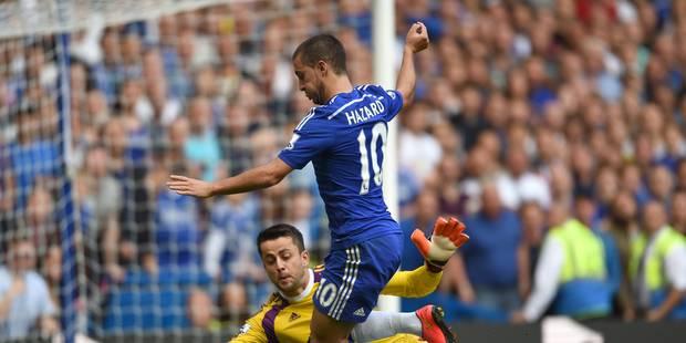 Vers une mirobolante prolongation de contrat pour Eden Hazard à Chelsea - La Libre
