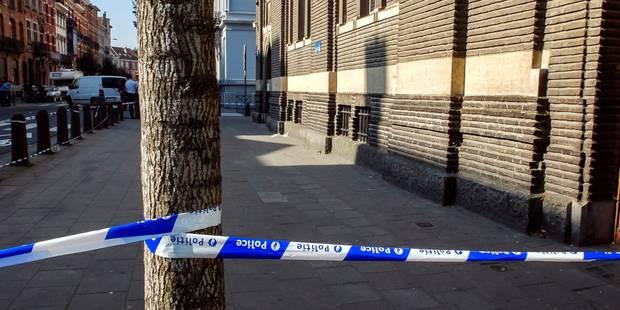 Incendie à la synagogue d'Anderlecht: la piste de l'attentat terroriste écartée - La Libre