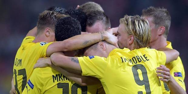 Dortmund fait le plein de confiance (2-0) - La Libre