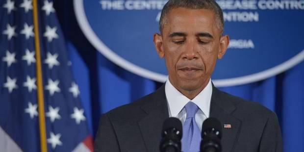 """Ebola: Obama appelle le monde à """"agir vite"""" pour éviter le pire - La Libre"""