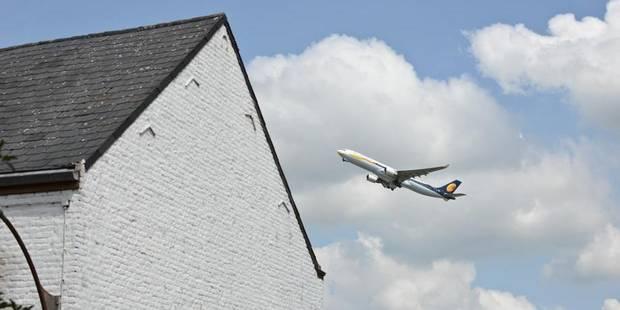 Nuisances des avions: Wezembeek et Crainhem vont en appel de l'ordonnance du tribunal - La Libre