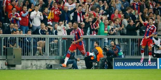 Le Bayern in extremis, Rome et Porto cartonnent - La Libre