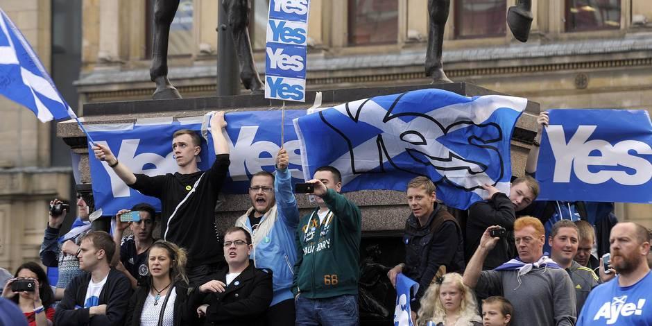 Référendum d'indépendance: l'Ecosse retient son souffle