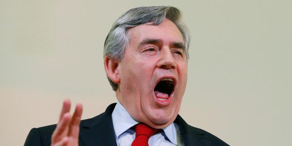 Ecosse: Le baroud d'honneur de Gordon Brown