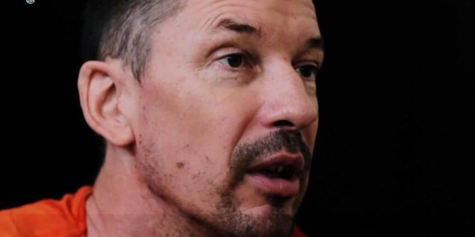 John Cantlie, enlevé deux fois par les jihadistes de l'EI