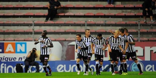 Charleroi souffre mais gagne (2-1) - La Libre