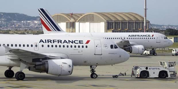 Air France: la grève continue malgré la suspension du projet contesté - La Libre