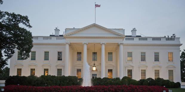 L'intrus de la Maison Blanche avait 800 cartouches dans sa voiture - La Libre