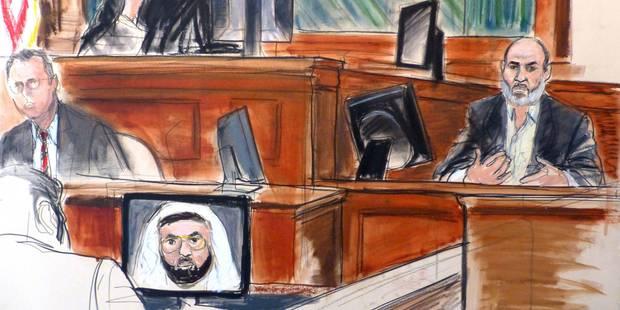 Le gendre de Ben Laden condamné à la perpétuité à New York - La Libre