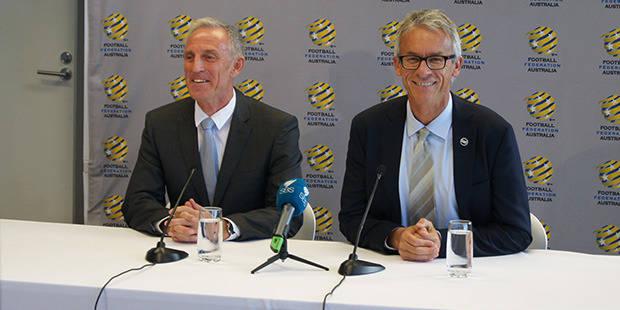 Le Belge Eric Abrams nommé directeur technique de la Fédération Australienne de Football