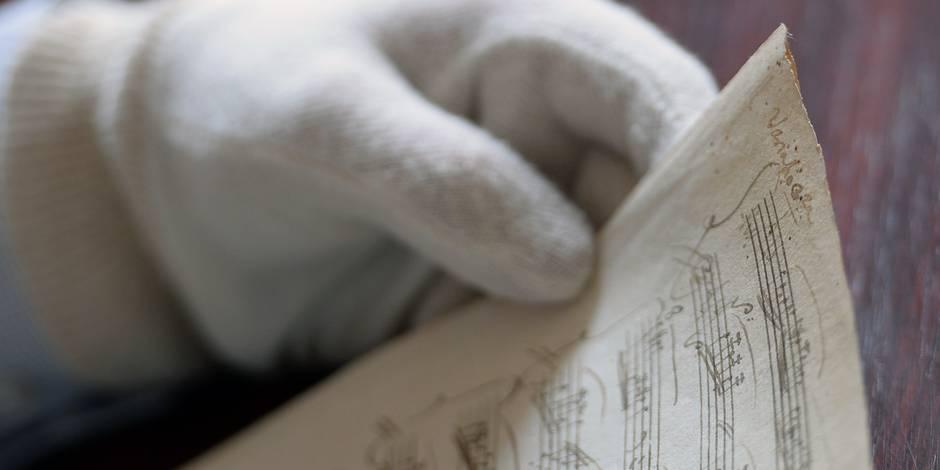 L'original disparu d'une célèbre sonate de Mozart découvert à Budapest