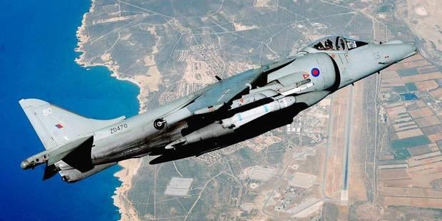 Etat islamique: Des chasseurs-bombardiers britanniques prêts à frapper en Irak - La Libre