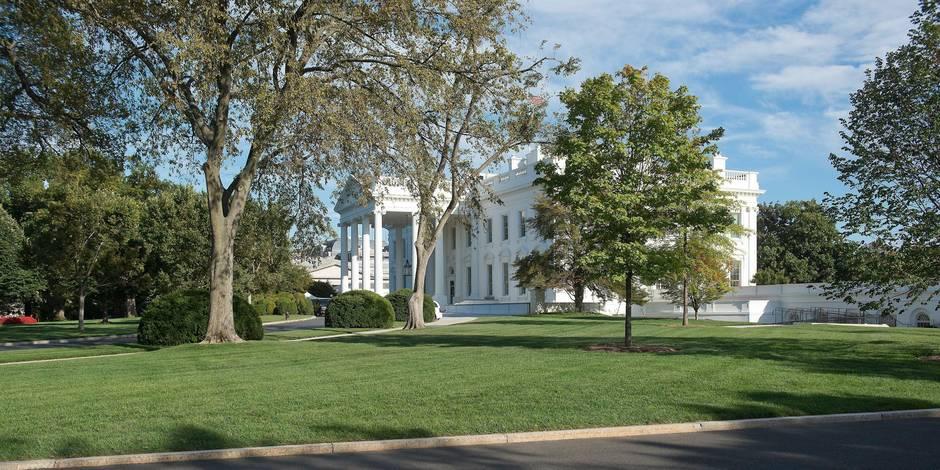 A la Maison-Blanche, une nouvelle bévue des services secrets