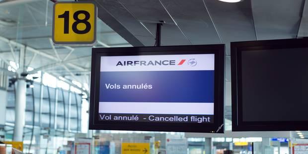 Air France: le syndicat de pilotes majoritaire annonce la fin de la grève - La Libre