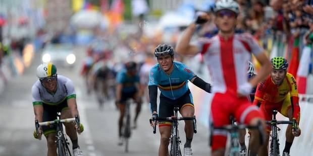 Mondiaux de cyclisme : la déception des Belges - La Libre