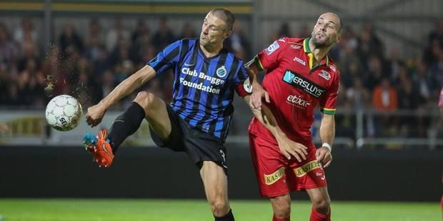 Match nul entre Ostende et le FC Bruges - La Libre