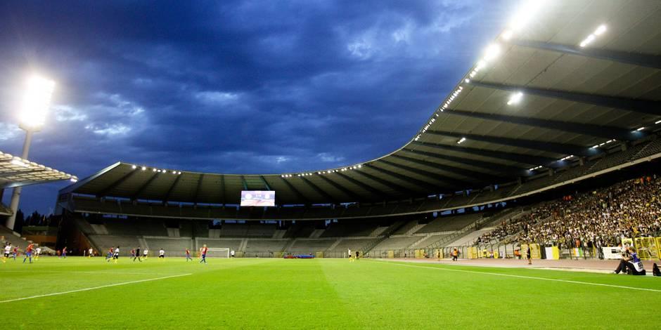 Trois supporters de foot sur 4 favorables à la construction d'un nouveau stade à Bruxelles