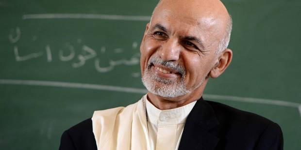 Kaboul signe un accord de sécurité bilatéral avec Washington - La Libre