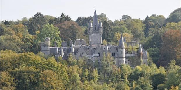 Houyet: le château de Noisy ne sera pas classé - La Libre