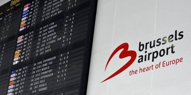 Aéroports et hôpitaux belges dans le viseur de la Commission européenne - La Libre