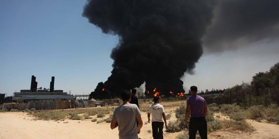 Israël détruit un projet financé par la Belgique en Cisjordanie